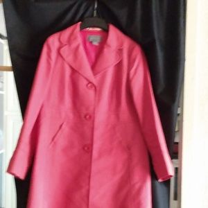Ann Taylor Mid-Length Trench Coat
